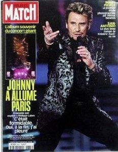 Magazine PARIS MATCH